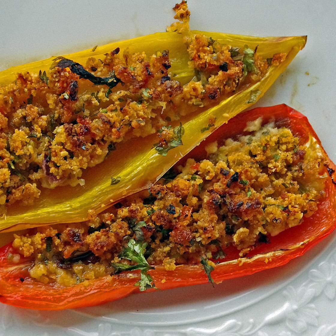 Peperoni croccanti