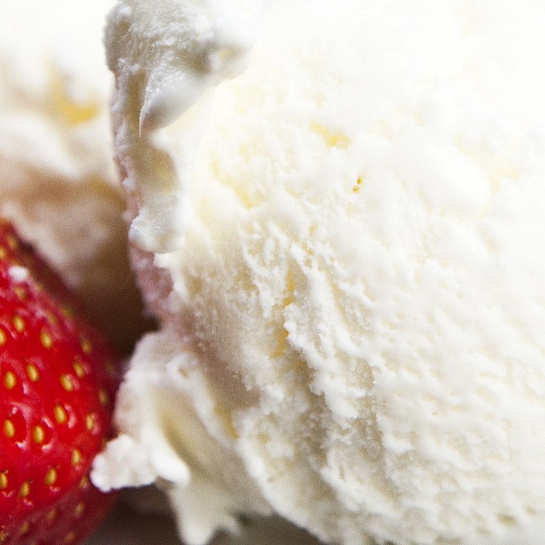 Gelato light di yogurt