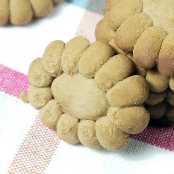 Biscotti di farina di castagna