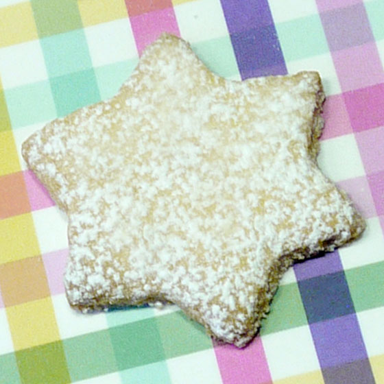 Stelle frolle all'olio
