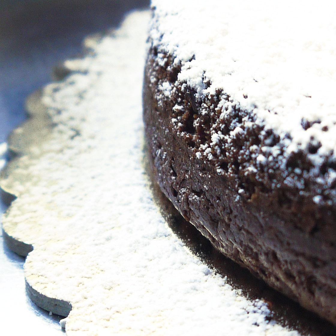 Torta al cioccolato: 10 e lode