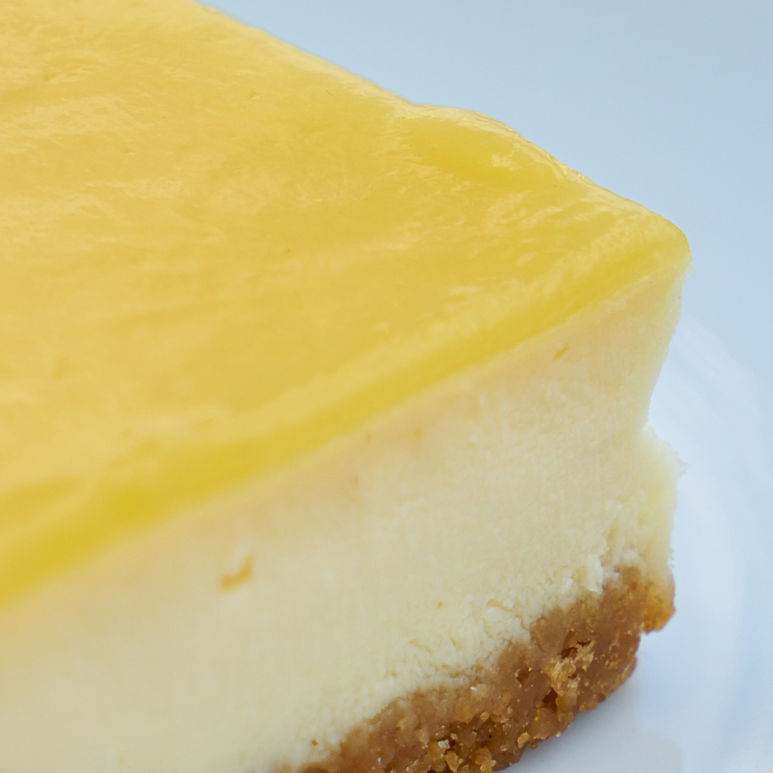 Lemon Cheesecake light