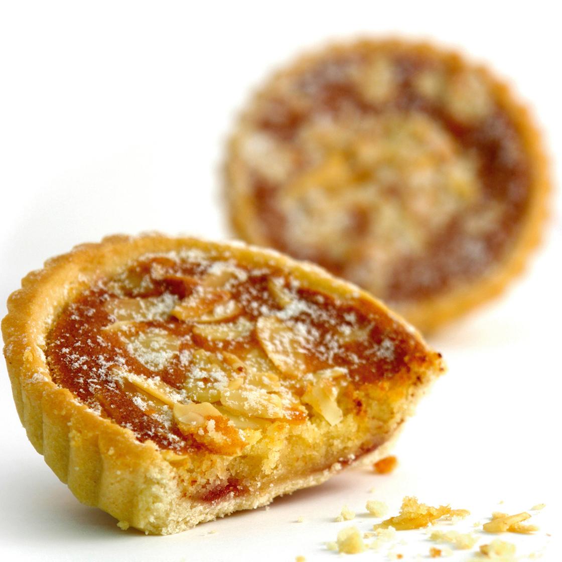 Bakewell (mini)Tart