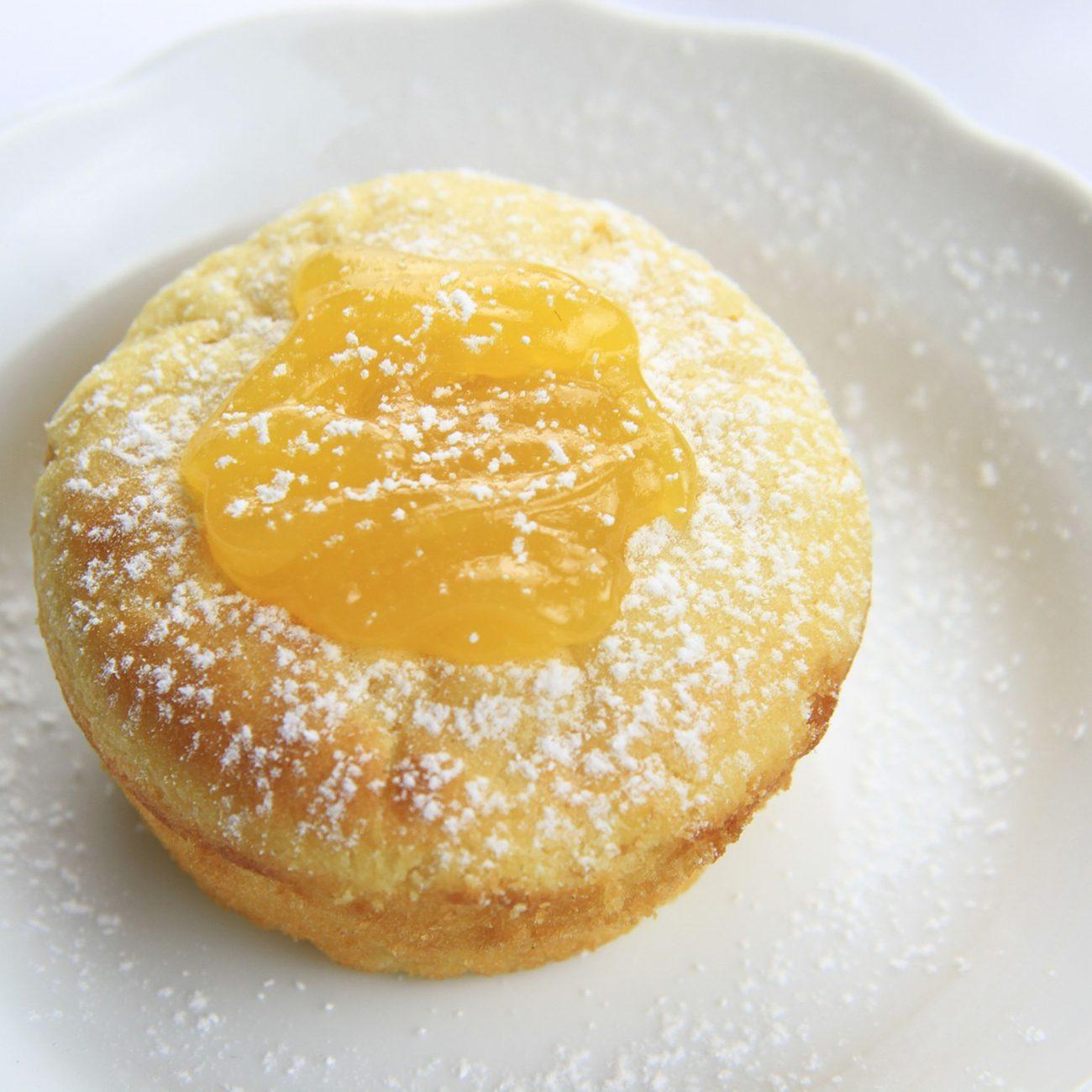 Muffin light allo yogurt e limone