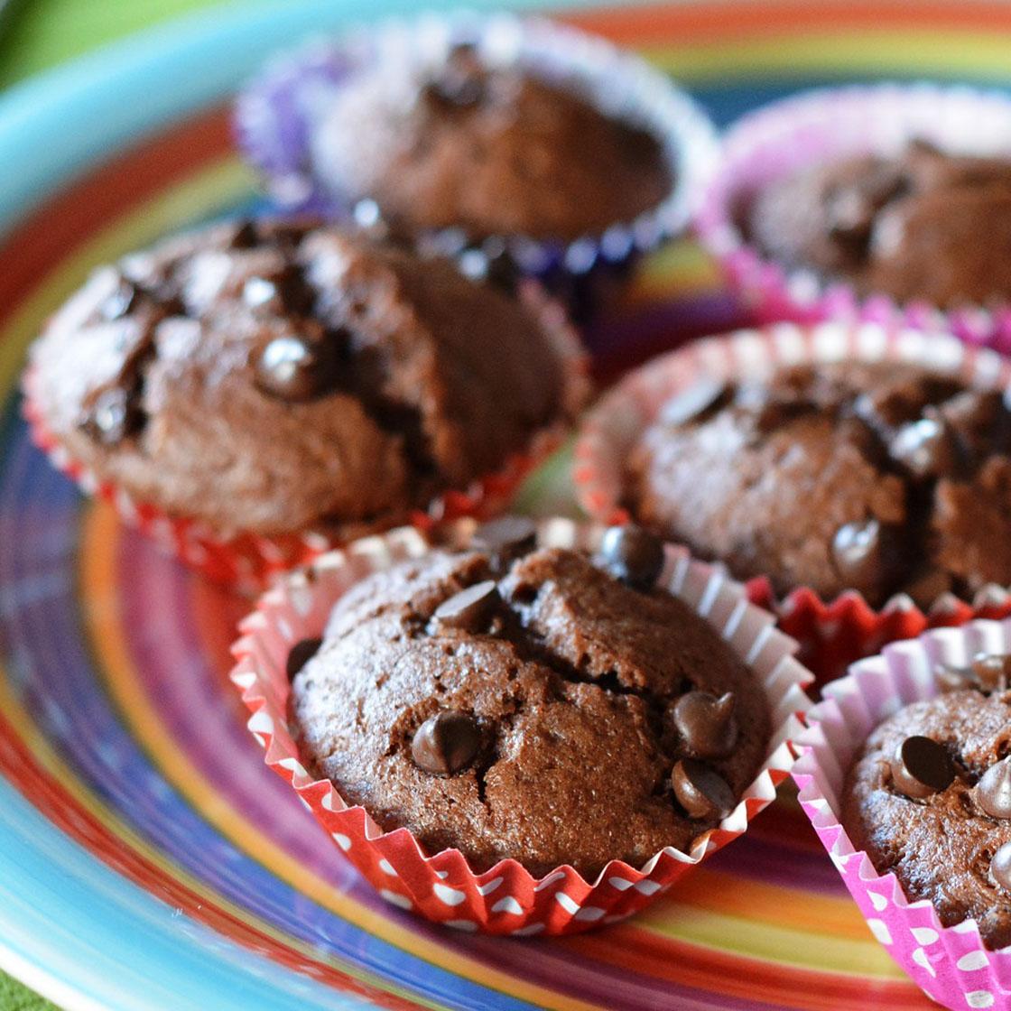 Minicupcake CacaoChocochips