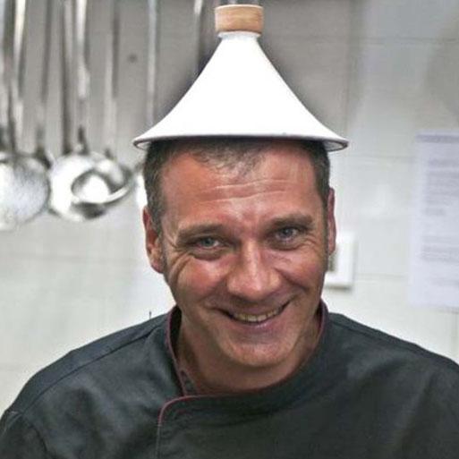 Chef Andrea Matranga