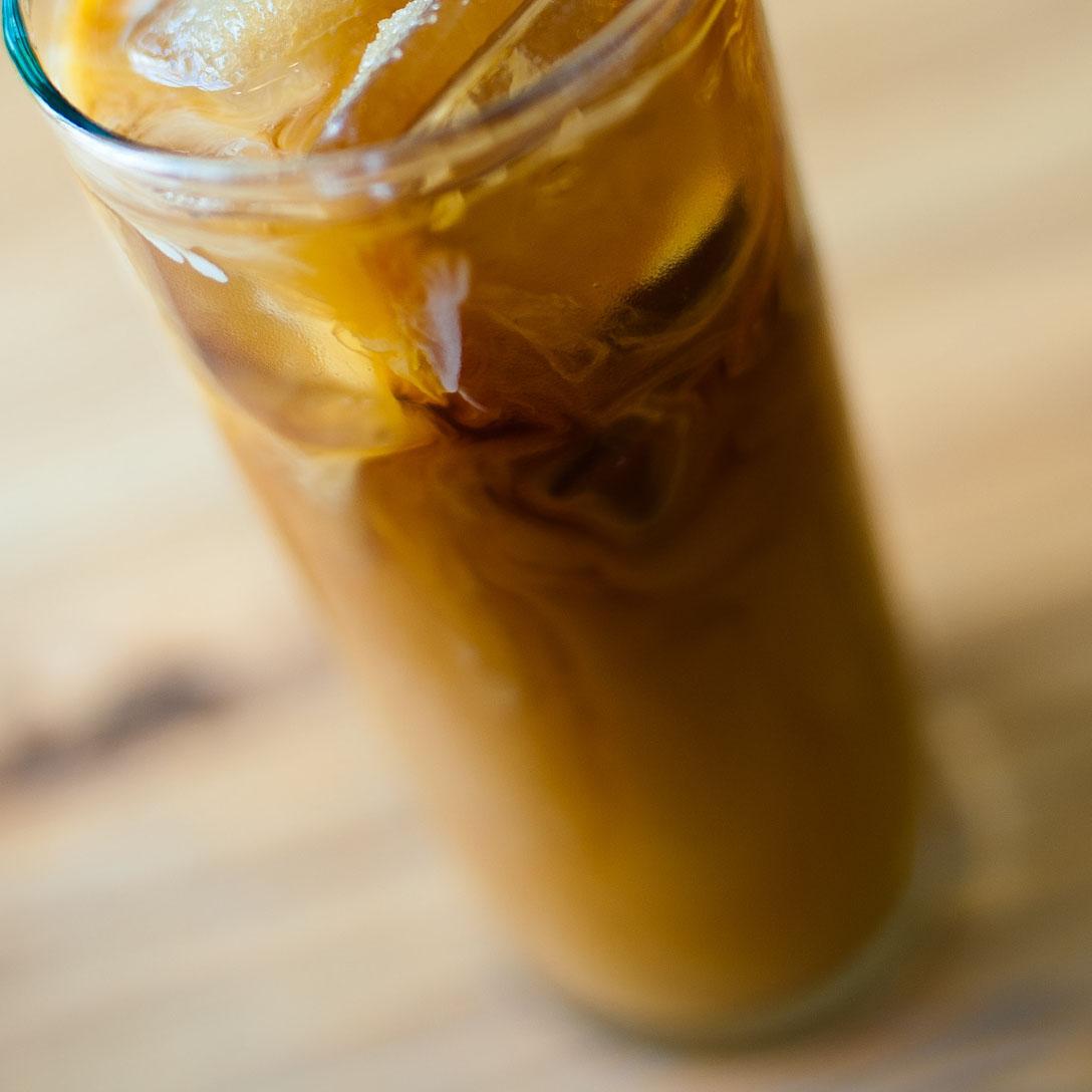 Crema-liquore di caffè