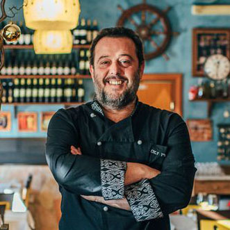 Chef Fabrizio Colaiacomo
