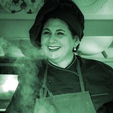 Chef Maura Pismataro