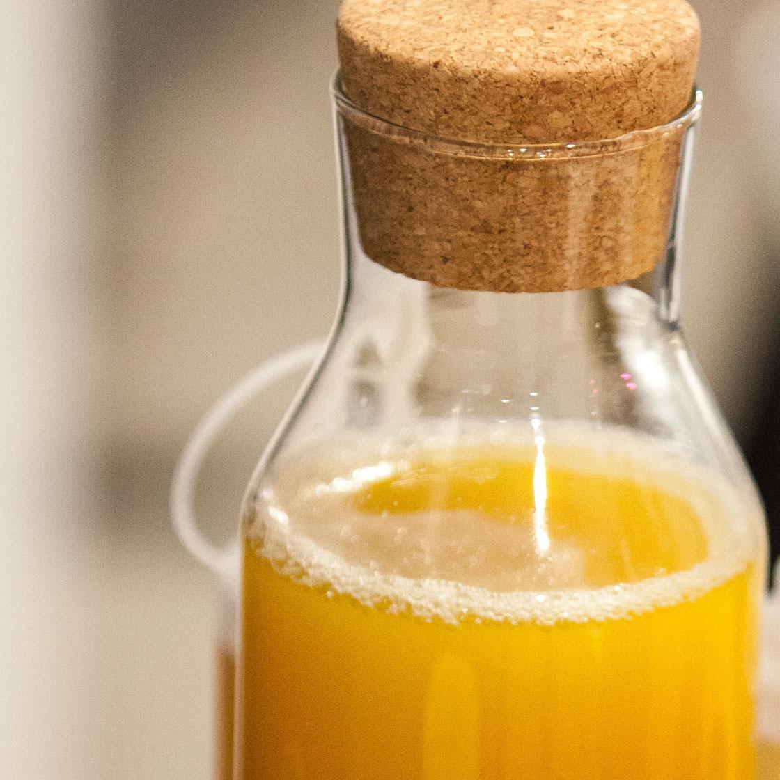 Liquore cremoso al melone