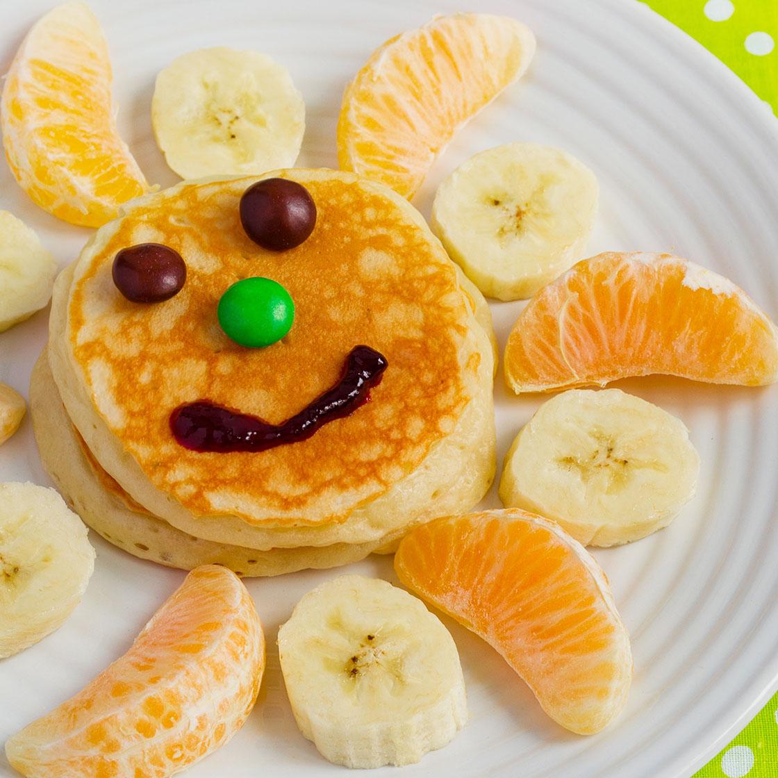 Il sole a colazione