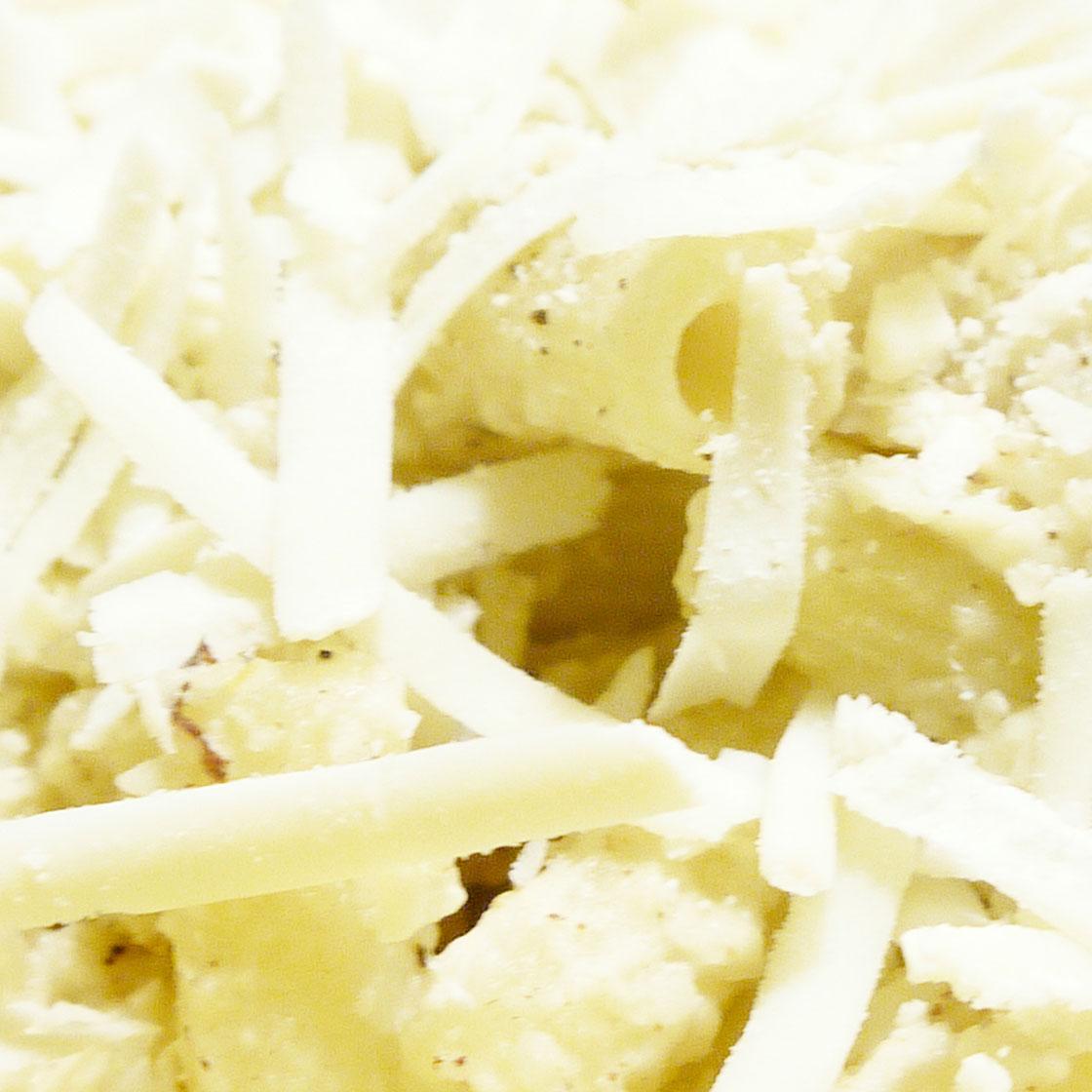 Pasta con pesto di mandorle