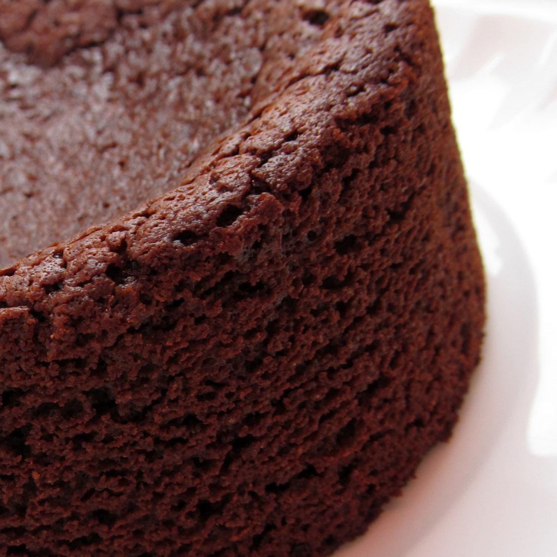 Torta di cacao e zucchine