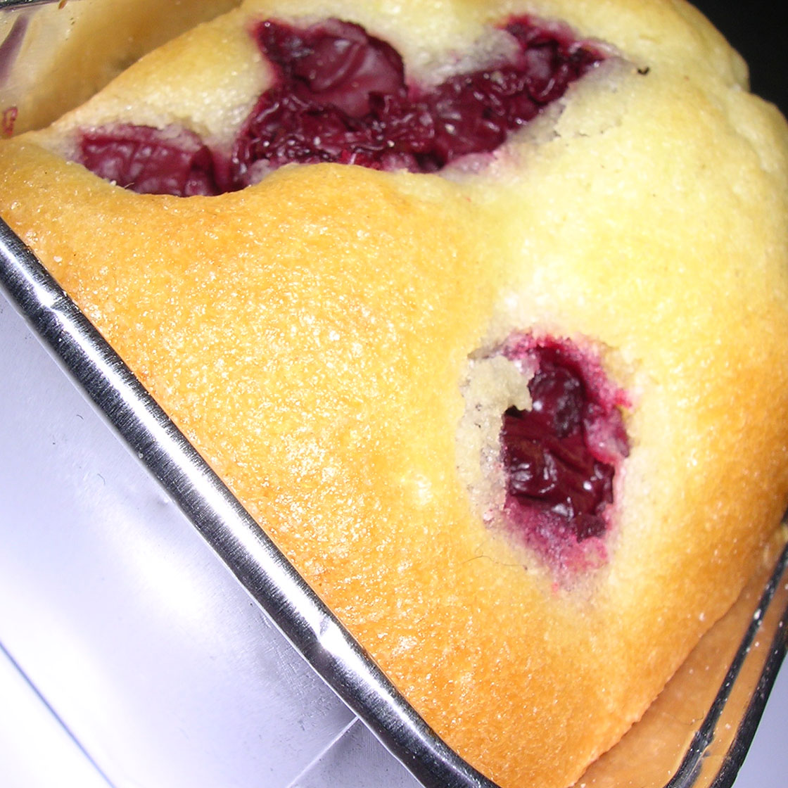 Plumcake alle ciliegie (1)