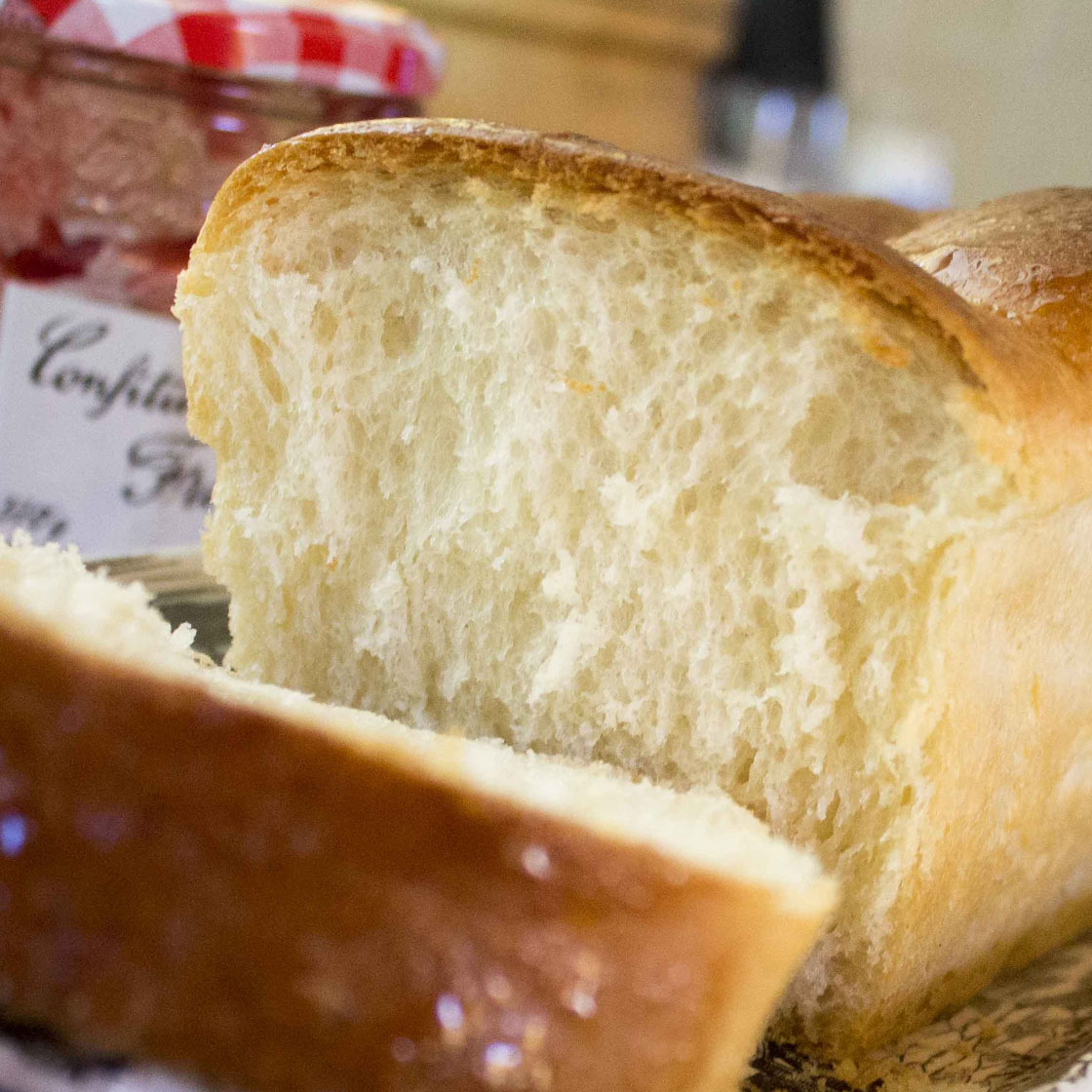 Pan Brioche superLight