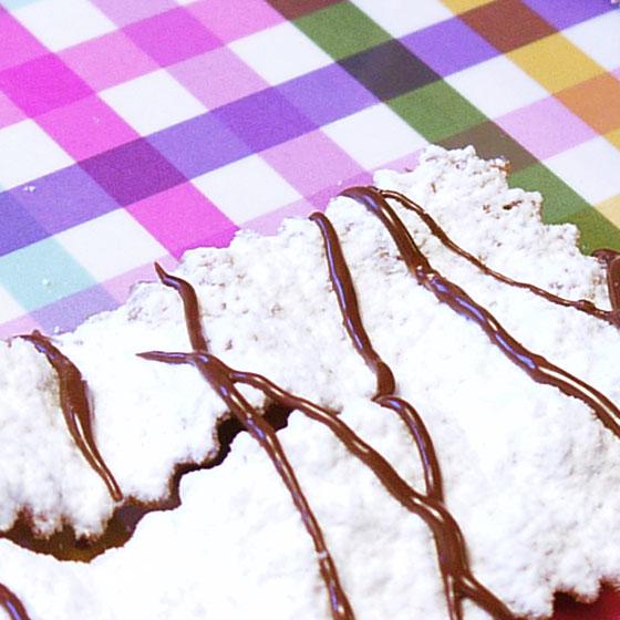 Frappe integrali al cioccolato