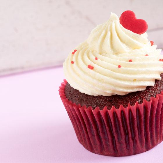 Cupcake per San Valentino