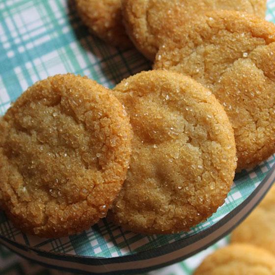 Cookies cocco e limone