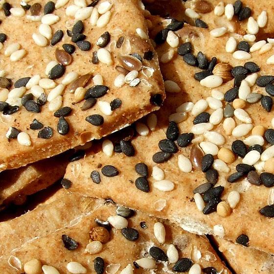 Crackers ai 2 sesami