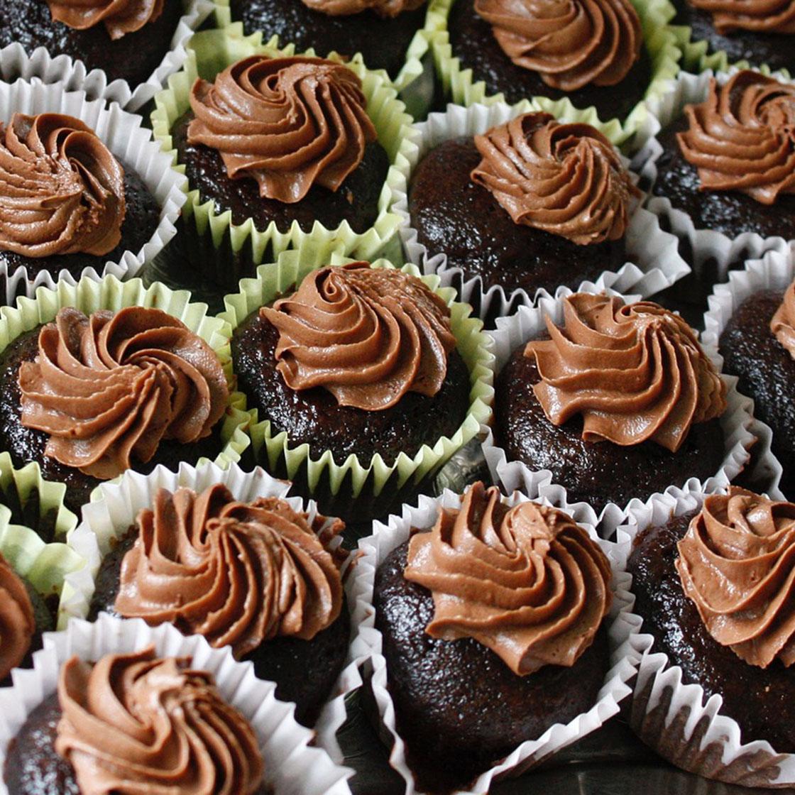 Semifreddo al cioccolato (frosting)