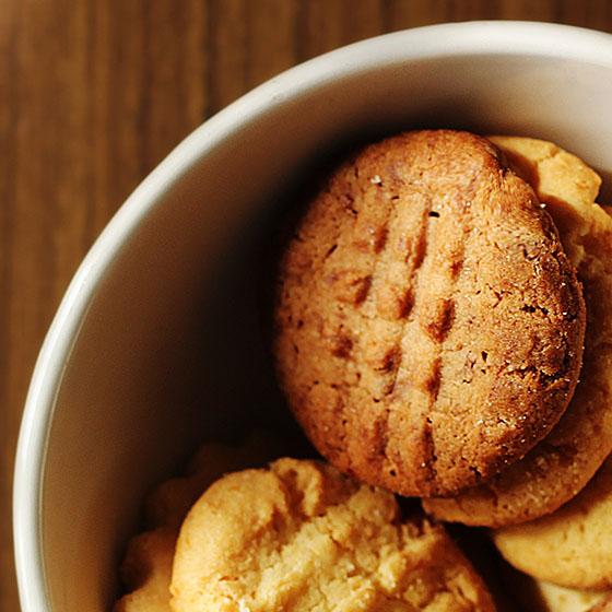 Biscotti rustici al miele