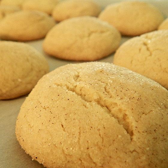Biscotti alla cannella – Snickerdoodles