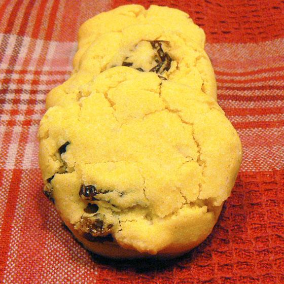 Biscotti di giuggiole e pere
