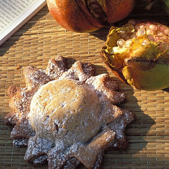 """Biscotti """"i soli"""" di Stromboli"""