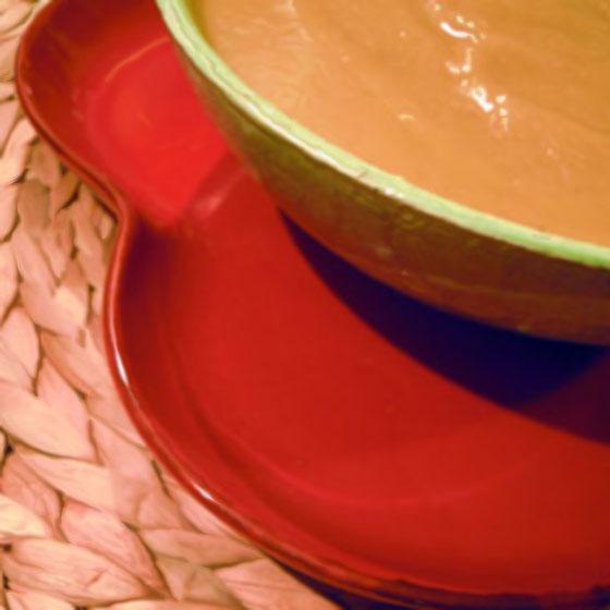 Crema di carote etopinanbur