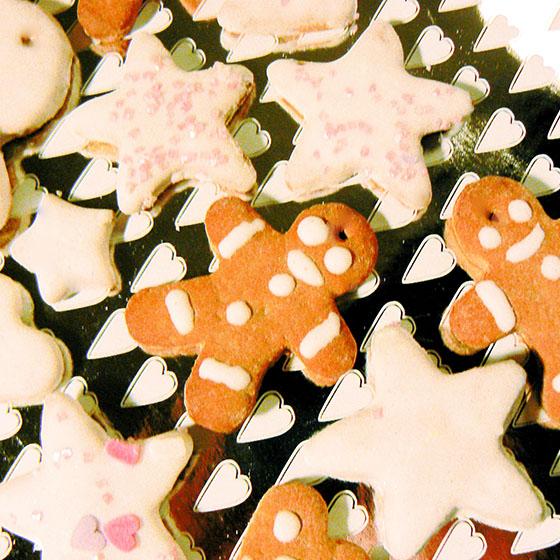 Biscotti di Natale (3tipi)