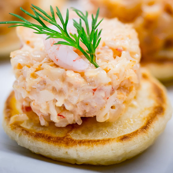 Blinis russi