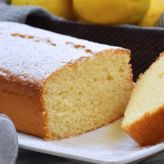 Plumcake al limone di Graziano