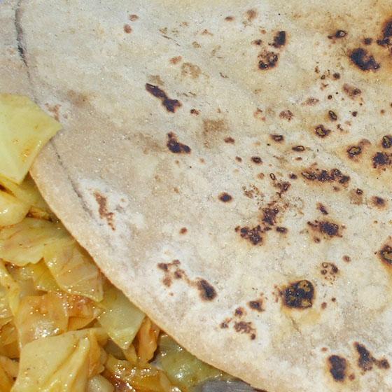 Chapati Noglut