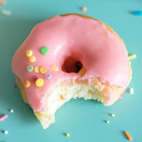 Ciambelle/Donut al forno