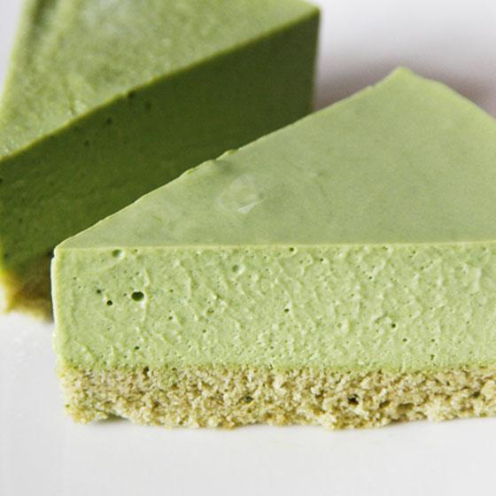 Cheesecake al Matcha