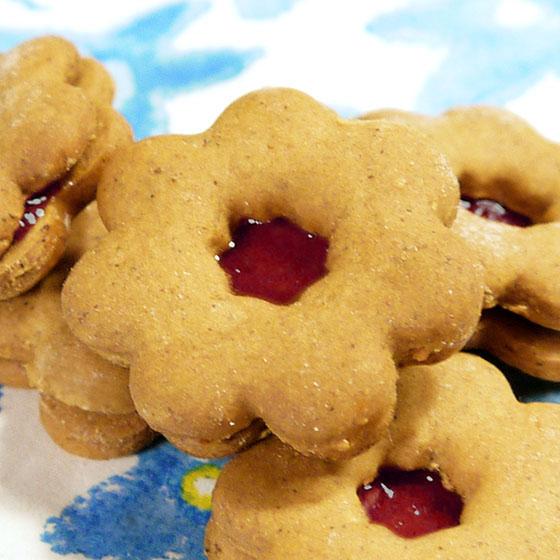 Biscottini Linzerini